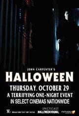John Carpenter's Halloween Movie Poster