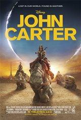 John Carter: An IMAX 3D Experience Movie Poster