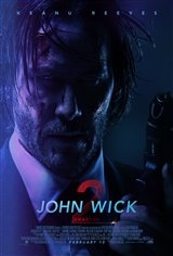 John Wick: Chapter 2 Affiche de film