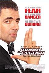 Johnny English Movie Poster Movie Poster