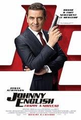 Johnny English frappe à nouveau Movie Poster