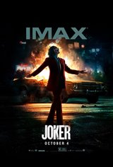 Joker: The IMAX Experience Movie Poster