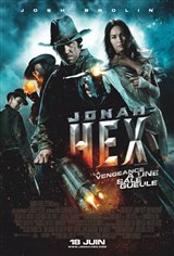 Jonah Hex (v.f.) Movie Poster