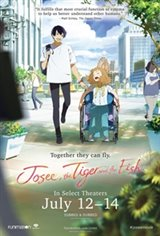 Josee, the Tiger and the Fish Movie Poster
