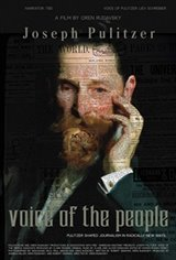 Joseph Pulitzer: Voice of the People Affiche de film
