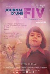 Journal d'une FIV (v.o.f.) Affiche de film