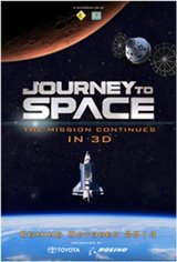 Journey to Space: The IMAX 3D Experience Affiche de film