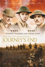 Journey's End (v.o.a.) Affiche de film