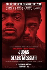 Judas and the Black Messiah (v.o.a.) Affiche de film