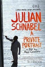 Julian Schnabel: A Private Portrait Movie Poster