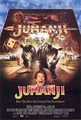 Jumanji (1995) Movie Poster