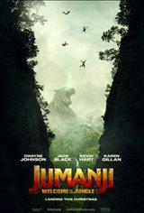 Jumanji : Bienvenue dans la jungle Movie Poster
