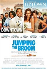 Jumping the Broom Movie Poster