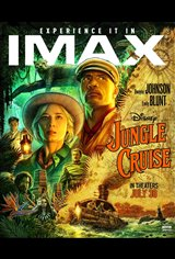 Jungle Cruise: An IMAX 3D Experience Movie Poster