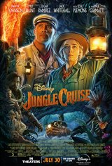 Jungle Cruise: The IMAX Experience Movie Poster