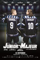Junior Majeur Movie Poster