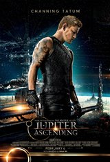 Jupiter Ascending 3D Movie Poster