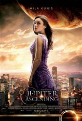 Jupiter Ascending: An IMAX 3D Experience Movie Poster