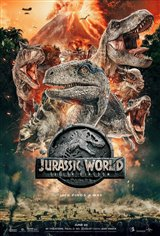 Jurassic World: Fallen Kingdom Movie Poster