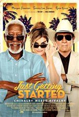 Just Getting Started | On DVD | Movie Synopsis and info