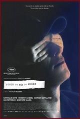 Juste la fin du monde Movie Poster