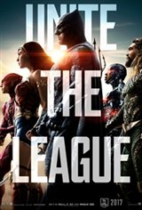 Justice League 3D Movie Poster