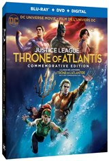Justice League: Throne of Atlantis Affiche de film