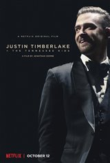 Justin Timberlake + The Tennessee Kids (Netflix) Movie Poster