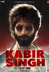 Kabir Singh Movie Poster