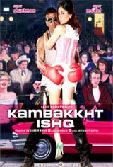 Kambakkht Ishq Movie Poster