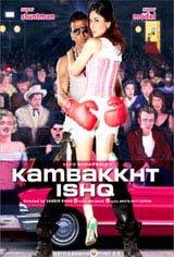 Kambakkht Ishq Movie Poster