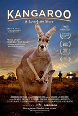 Kangaroo Large Poster