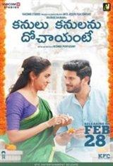 Kanulu Kanulanu Dhochaayante Large Poster