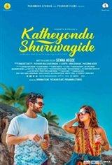 Katheyondu Shuruvagide Large Poster