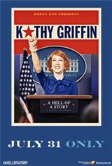 Kathy Griffin: A Hell of a Story Movie Poster