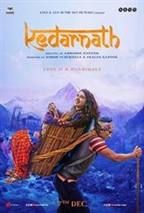 Kedarnath Affiche de film