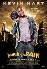 Kevin Hart: Laugh at My Pain Large Poster