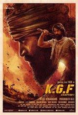 K.G.F (Kannada) Large Poster