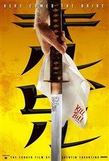 Kill Bill: Vol. 1 Movie Poster Movie Poster