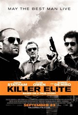 Killer Elite Large Poster