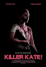 Killer Kate! Affiche de film