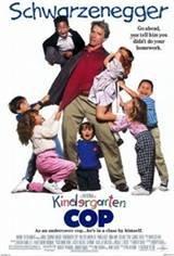 Kindergarten Cop Movie Poster