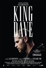 King Dave (v.o.f.) Affiche de film