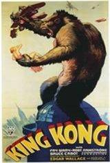 King Kong (1933) Movie Poster