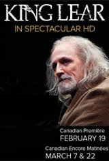 King Lear (Stratford Festival) Movie Poster