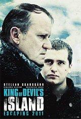 King of Devil's Island Movie Poster