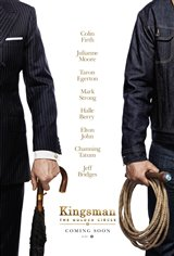 Kingsman: The Golden Circle Movie Poster Movie Poster