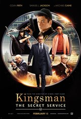 Kingsman: The Secret Service Movie Poster