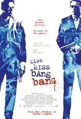 Kiss Kiss Bang Bang Movie Poster