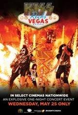 KISS Rocks Vegas Movie Poster